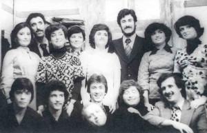 Мои друзья, Одесса 1975 год.