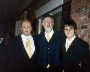 Я, с сыновьями Марком и Антоном.