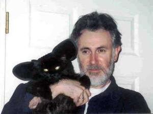 Я с ушастым котом